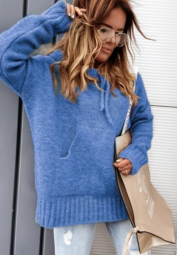 Sweter Carra Lavender