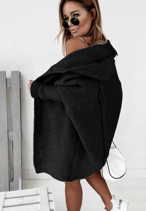 Sweter Kardigan Montevista Black
