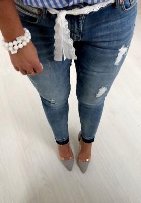 316 Spodnie Boho Jeans