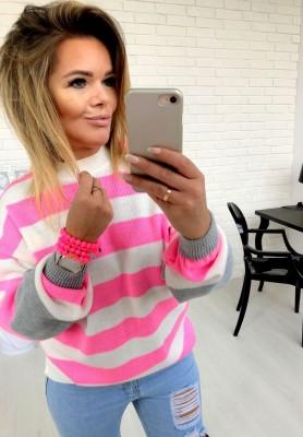 Sweter Capri Pink