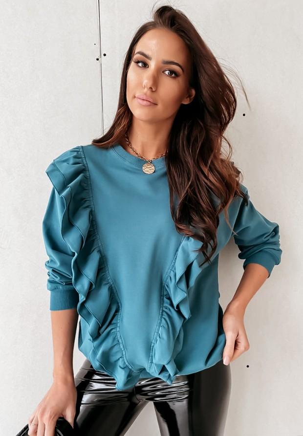 Bluza Janeel Blue