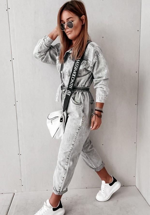 Kombinezon Rain Jeans Grey