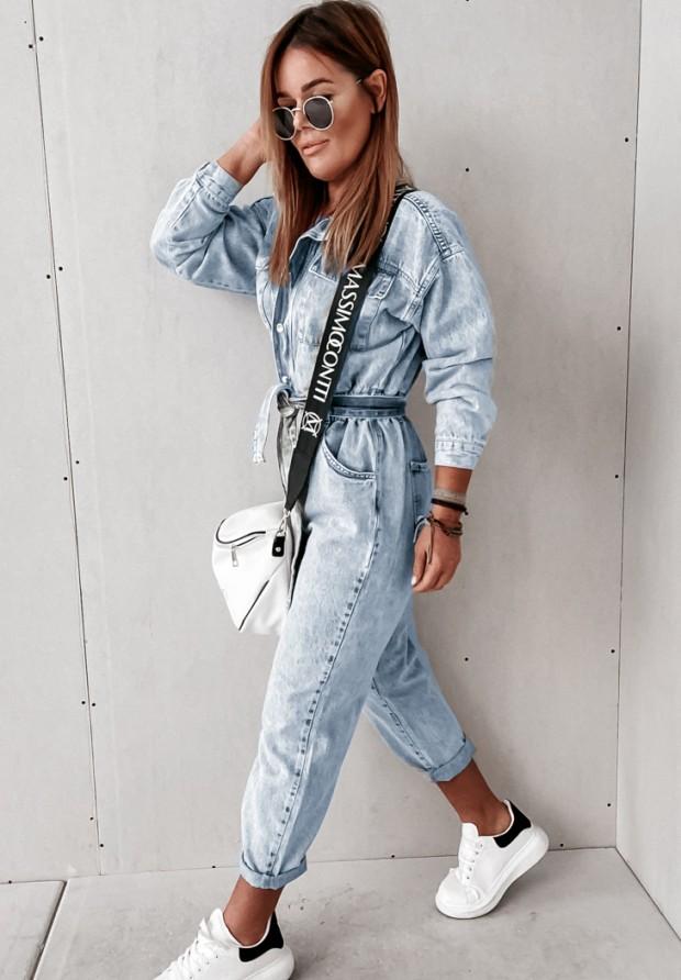 Kombinezon Rain Jeans Blue
