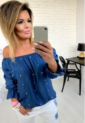 Bluzka Sofia Dark Jeans