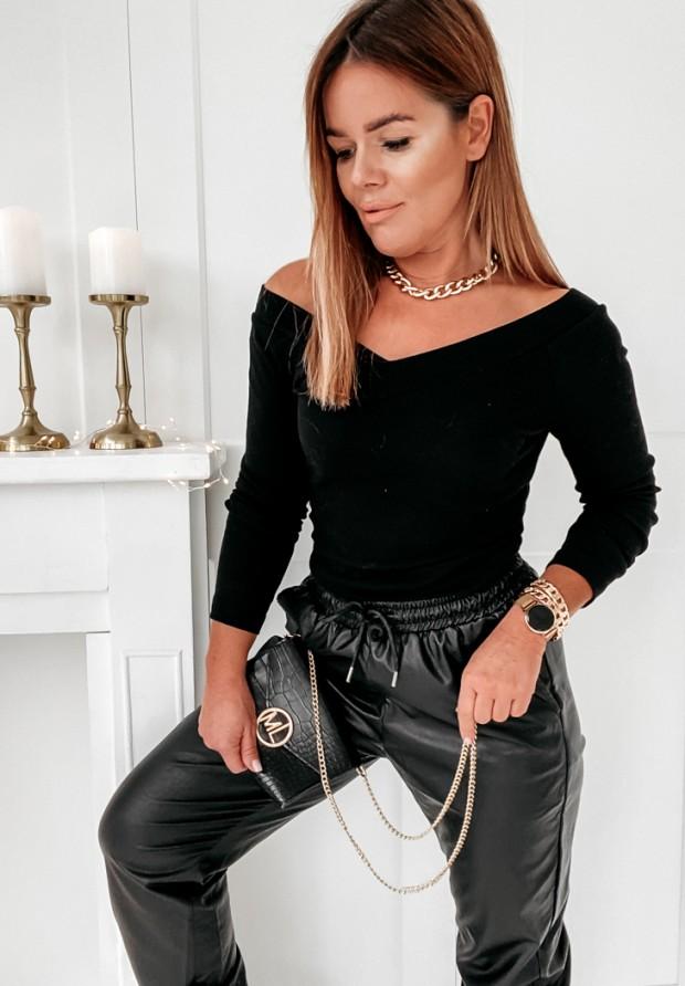 Bluzka Kessia Black