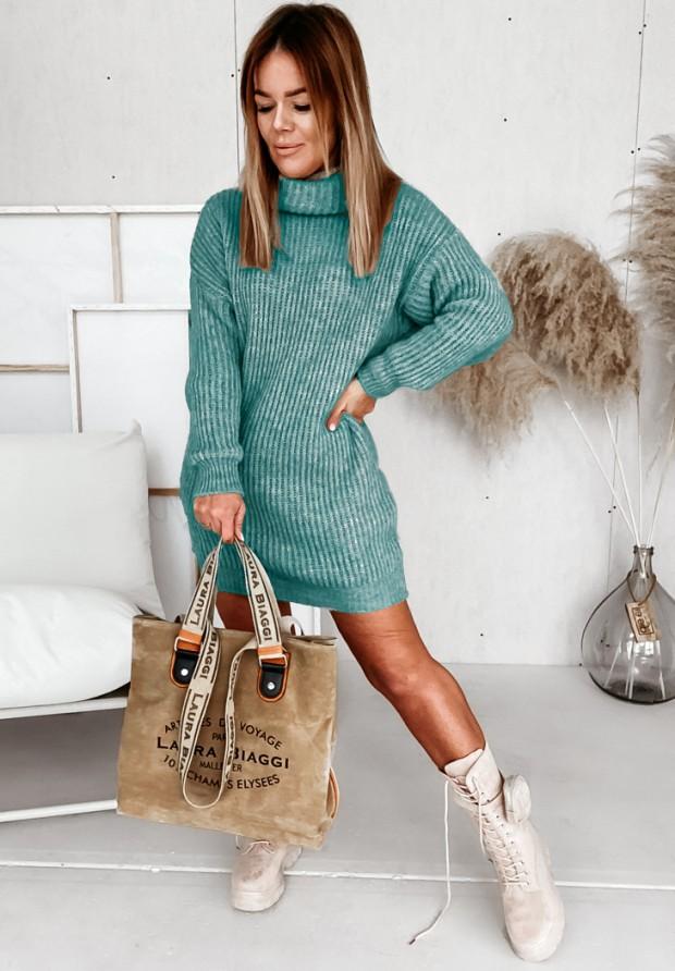 Sweter Sukienka Lorri Mineral