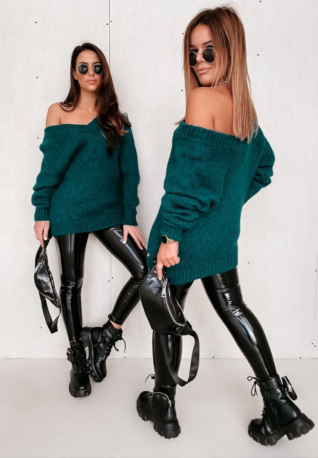Sweter Cocomore Benzo Green