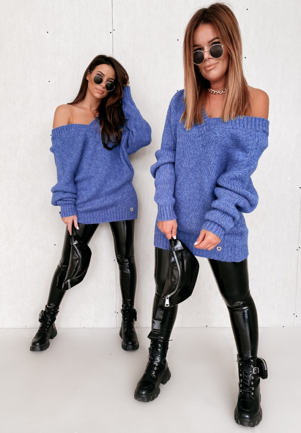 Sweter Cocomore Benzo Blue