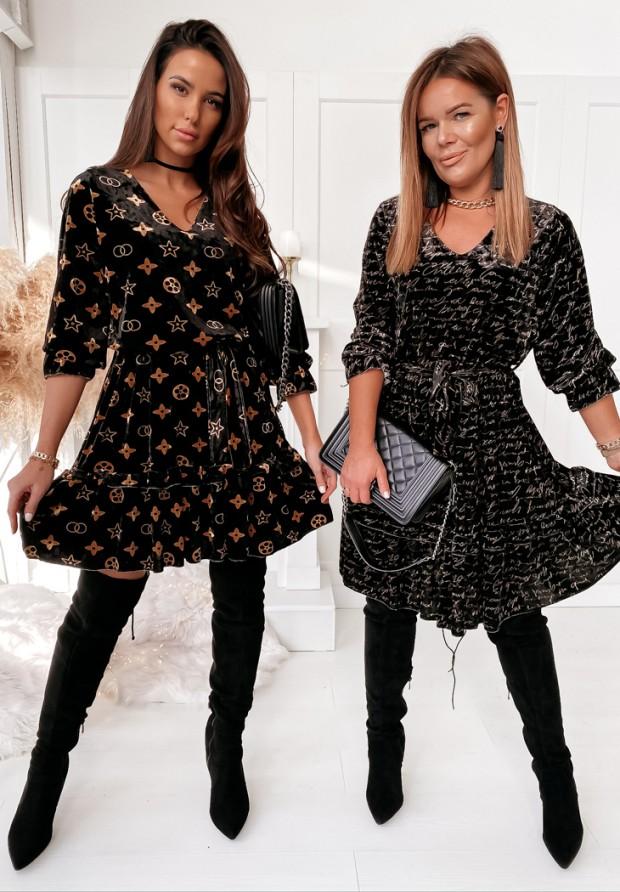 Sukienka Aviola Black