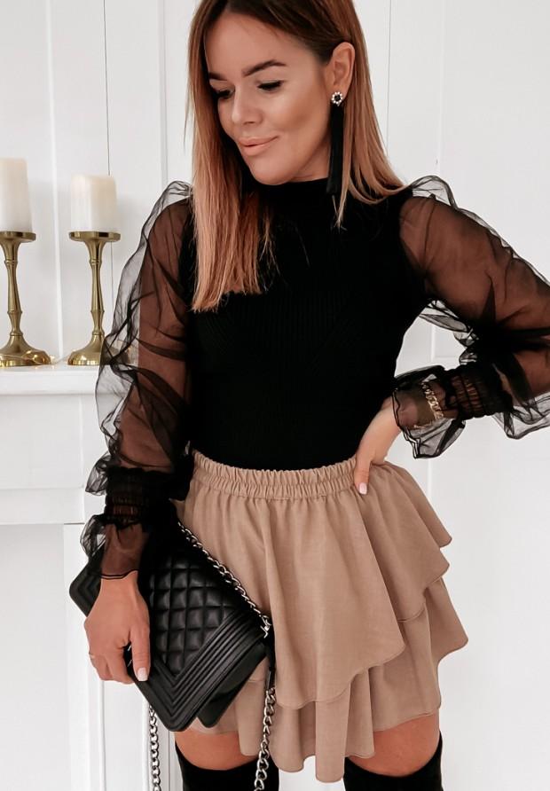 Bluzka Amanda Black