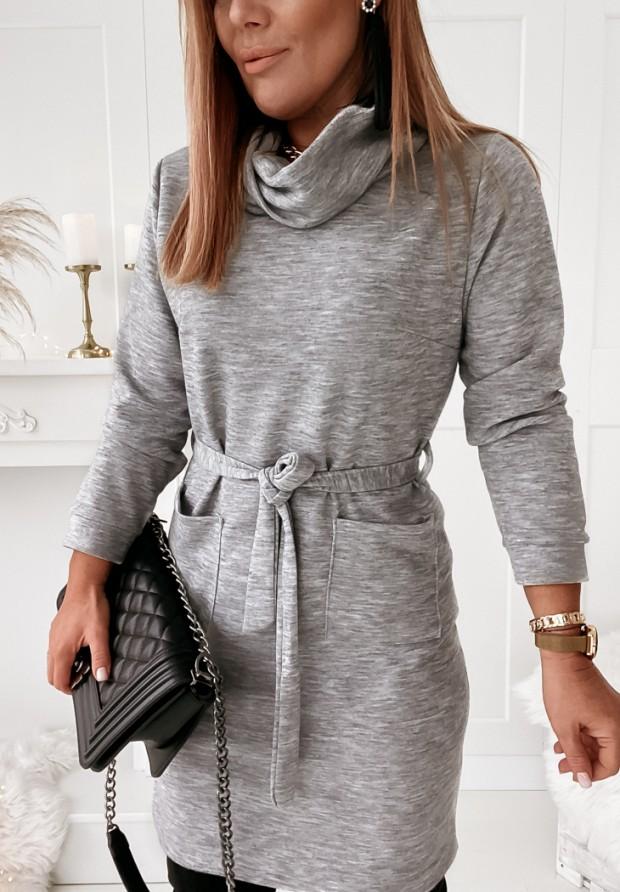 Sukienka Lamia Grey