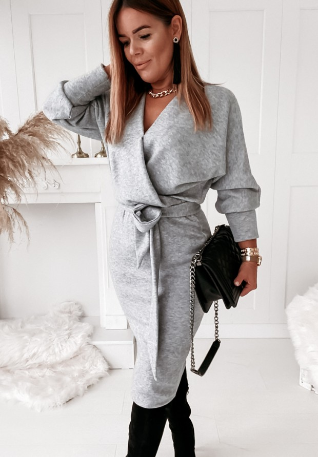 Sukienka Cocomore Yanna Grey