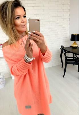Sweter Malibu Orange