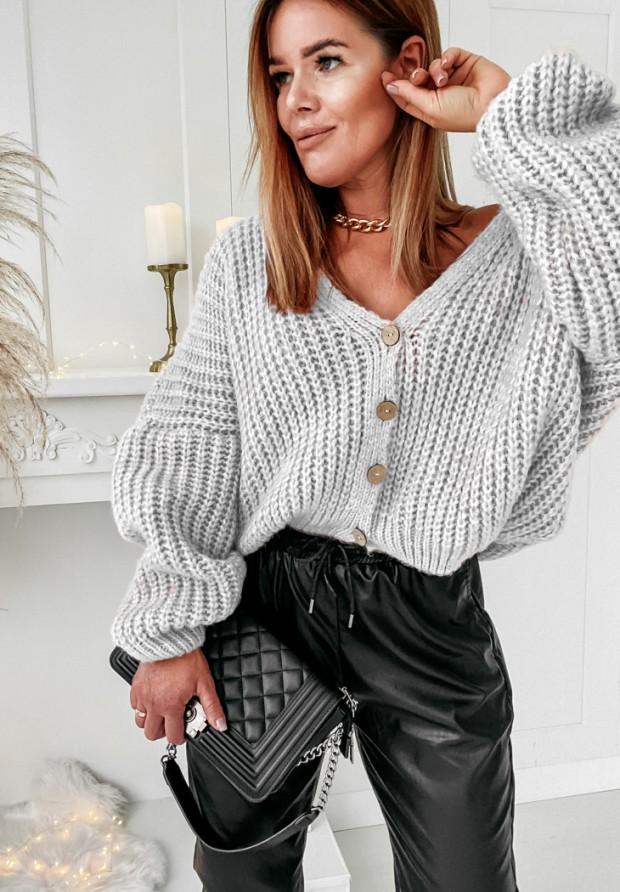 Sweter Nessi Grey