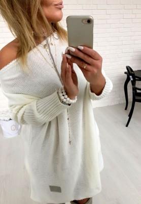 Sweter Malibu Ecru