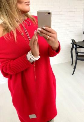 Sweter Malibu Malina