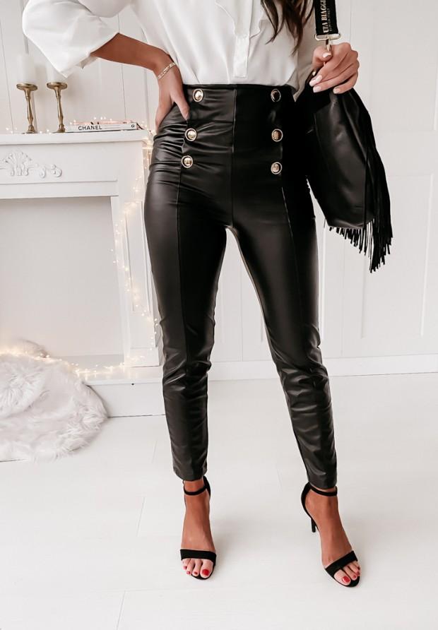 Spodnie Salin Black