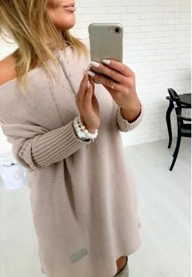 Sweter Malibu Mokka