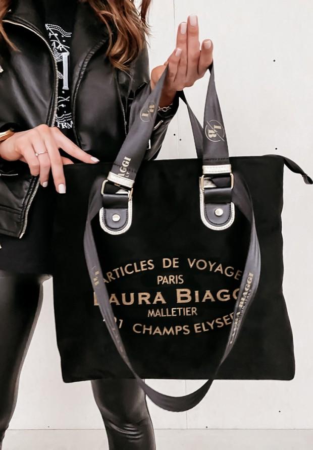 Torebka Voyage Black