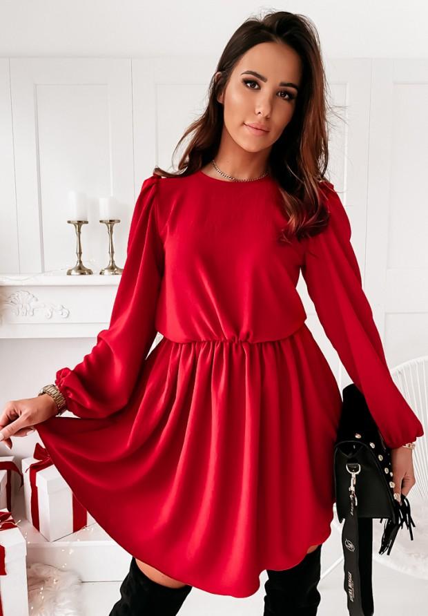 Sukienka Colie Red