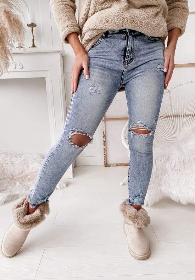 Spodnie Mellow Jeans