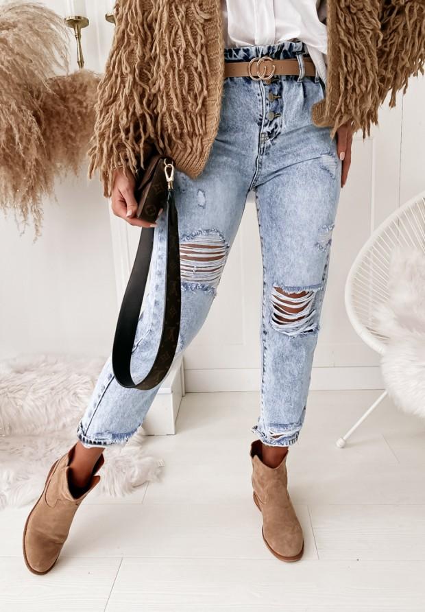 Spodnie Malte Jeans