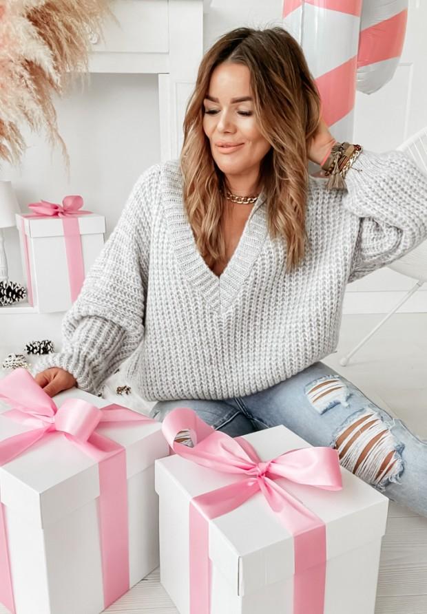 Sweter Francie Grey