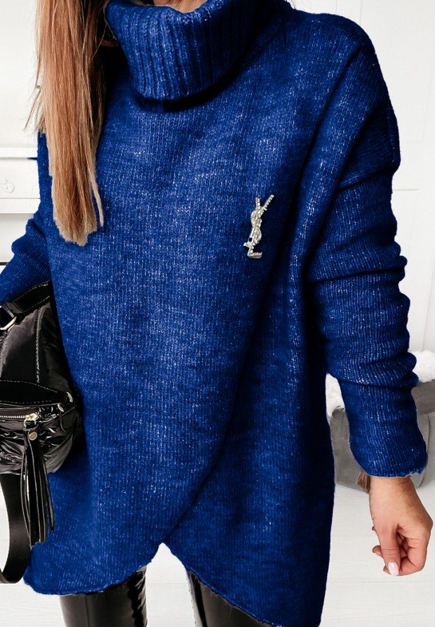 Sweter Erato Cobalt