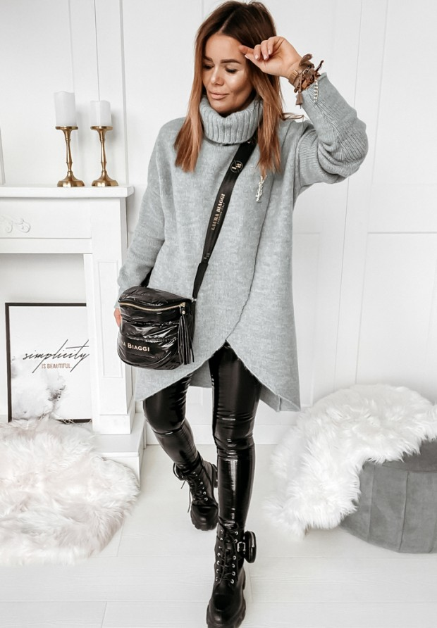 Sweter Erato Grey