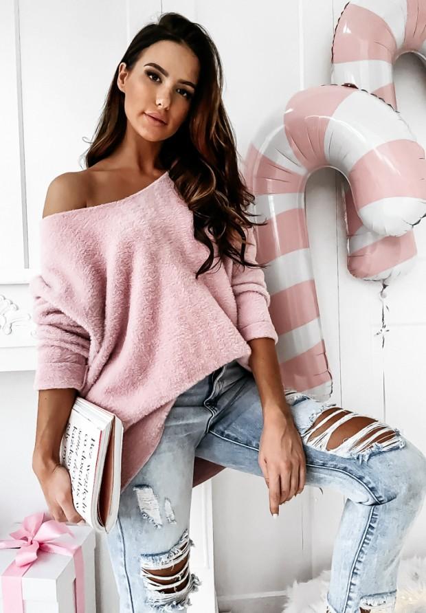Sweter Oleana Powder