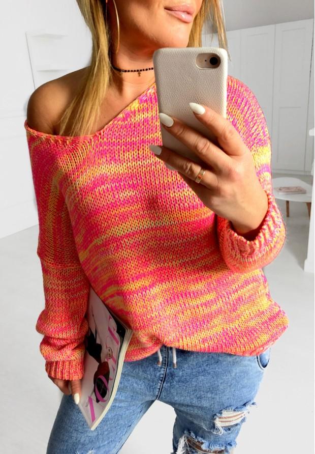 Sweter Miss Orange