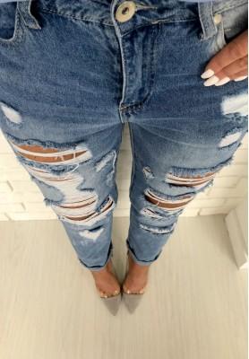 5875 Spodnie Madrid Jeans