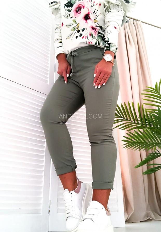 Spodnie Wind Khaki