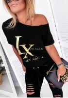 Bluzka Lx Black