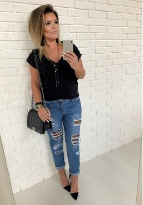 6210 Spodnie Kabaret Jeans