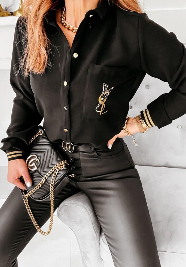 Koszula Calfia Black