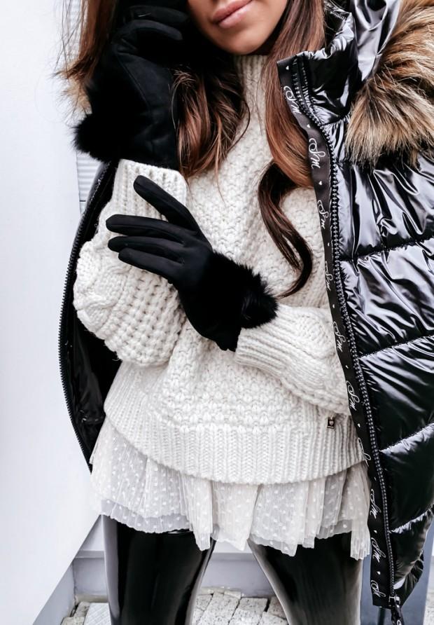Rękawiczki Leidis Black