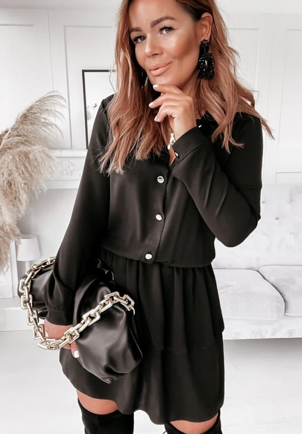 Sukienka Fransa Black