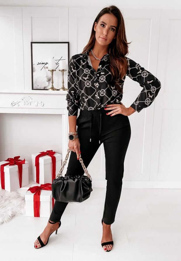 Spodnie Lorena Black