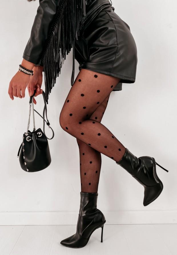 Rajstopy Eva Black