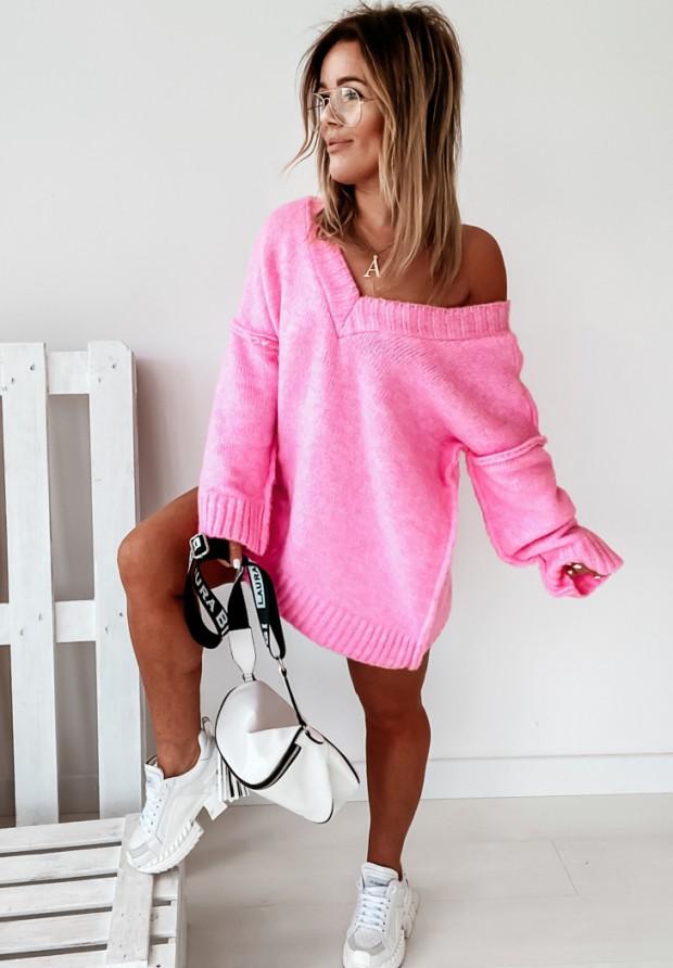 Sweter Sintra Pink