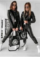 205 Kurtka Ramoneska Brooklyn Black
