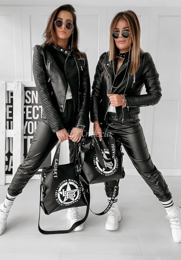 Kurtka Ramoneska Brooklyn Black