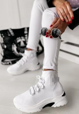 Adidasy Leyton White