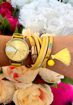 Bransoletka Sierra Yellow