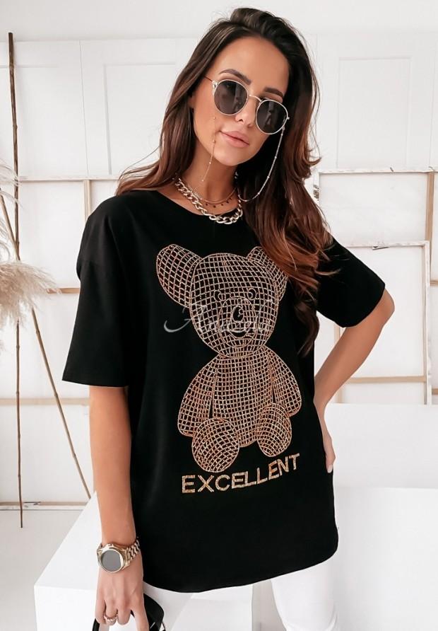 T-shirt Excellent Black