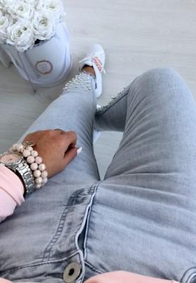 18480 Spodnie Perlage Grey