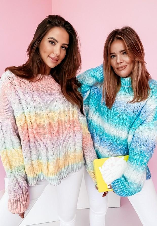 Sweter Chloe Blue