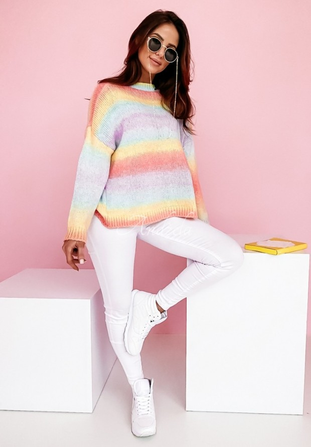 Sweter Candice Pastel Color