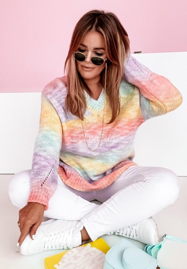 Sweter Eloise Pastel Color